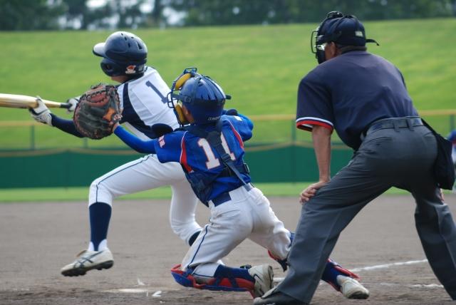 スポーツ教室_野球